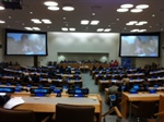 NOAA's own Dr. Libby Jewett talks Ocean Acidification at the UN