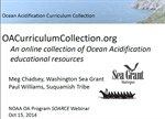 OACurriculumCollection.org—An online collection of Ocean Acidification educational resources
