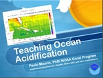 Teaching Ocean Acidification: A Walk-Through of Data and Online Resources for Educators