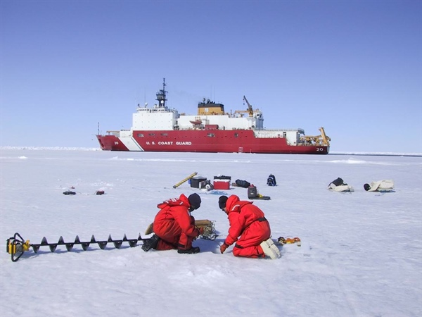 Ocean Acidification: Building a Path Toward Adaptation in the Arctic