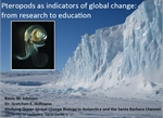 Pteropods as Indicators of Global Change: From Research to Education