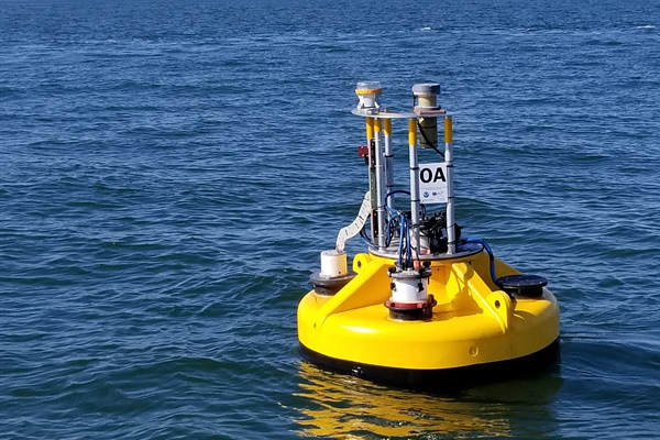 Old Bay with a new spice: a new buoy helps monitor how carbon dioxide is changing the...