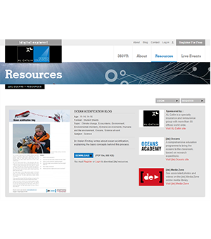 FROZEN OCEAN RESOURCES-OCEAN ACIDIFICATION