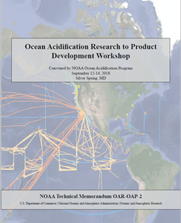 Ocean Acidification Research to Product Development Workshop